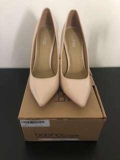 Brand New Patent Heels - Boohoo