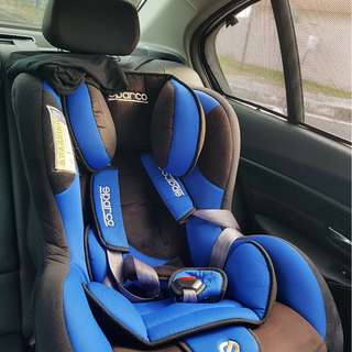 Sparco F500K Corsa