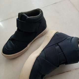 Zara casual boot