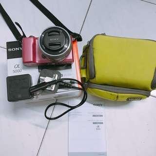 Sony Camera A5000 98%NEW