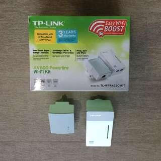 TP Link AV600 Wifi Extender