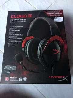 HyperX Cloud 2 Pro Gaming Set