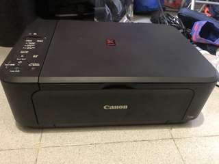 Canon Pixma Printer MG2270 (不連墨水)