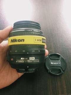Lens For Nikon 18-55mm