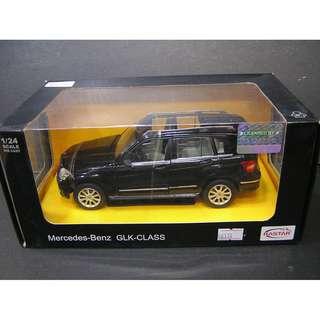 Rastar 1:24 Mercedes Benz GLK Class