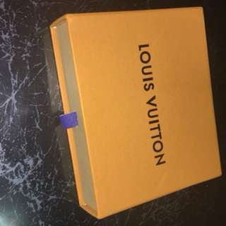Authentic Louis Vuitton supreme wallet