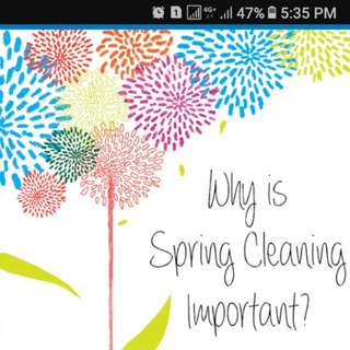 Need a cleaner? Moving out?Finish Reno & No Cleaner?