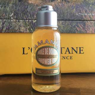 L'OCCITANE Almond Shower Oil 75ml
