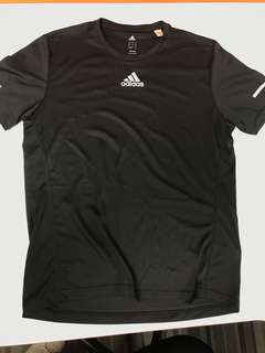 Almost new adidas T-shirt mens L - pit2pit 19inches