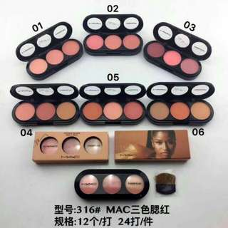 ❤ MAC Blusher 3 in 1 ❤