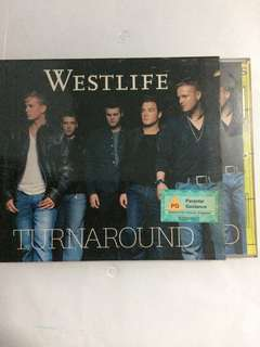 Cd 22 Westlife Turnaround