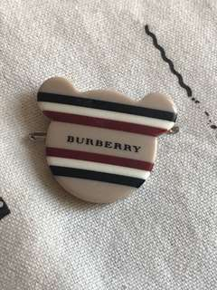 Burberry Kids Hair Accessory