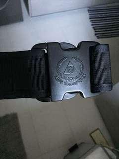 SCDF Force 21 Belt Uniform
