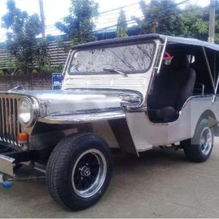 FPJ OTJ STAINLESS JEEP