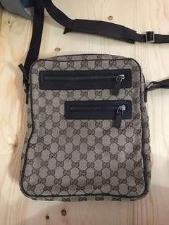 Gucci斜孭袋