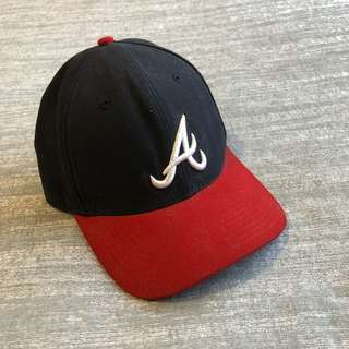 MLB Official Baseball Cap -Atlanta