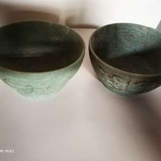 Antique Bowls 古董碗