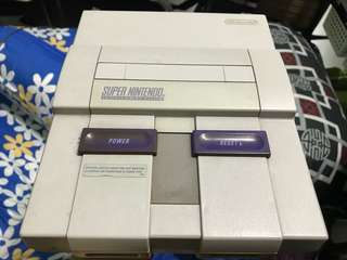 Super Nintendo Entertainment System 1991