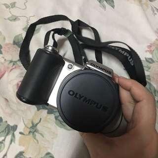 Defective Olympus Camera