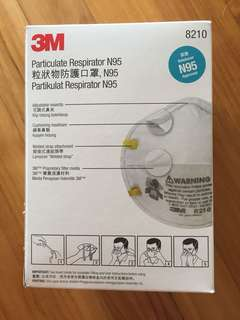 3M N95 mask (20 pieces)