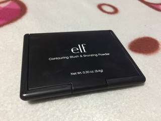 elf Contouring blush / Bronzing powder