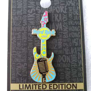 Hard Rock Cafe Pins ~ ONLINE HOT 2010 MYSTERY PIN VOL. # 1 SERIES # 8!