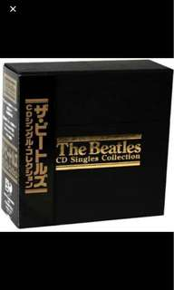 THE BEATLES - Compact disc EP. collection