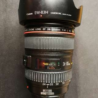 Canon 24-105mm Used