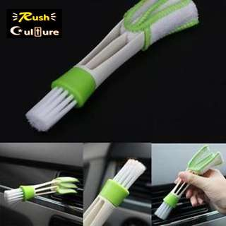 [BRAND NEW] Double Ended Car Ventilation Blinds Brush Cleaning Tool