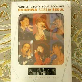 神話Winter Story Tour 2004~2005 DVD