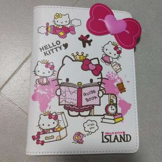 Hello Kitty Passport Holder