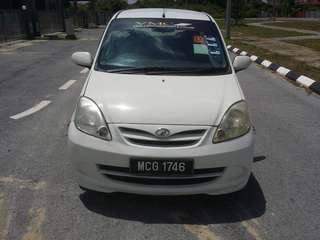 Perodua Viva Manual 1000cc Year 2011