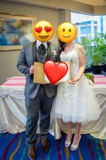 Wedding / ROM dress