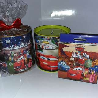 Customised Cars Goodie Packs