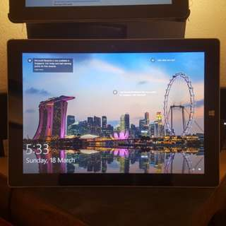 [Condition: 8.5/10] Microsoft Surface 3 64GB