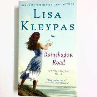 Rainshadow Road by Lisa Kleypas (romance book)