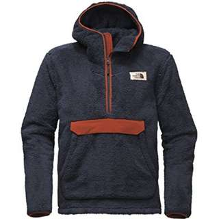 The North Face Men's Campshire Pullover Hoodie Polartec