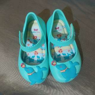 Authentic Zaxy Baby Shoes.