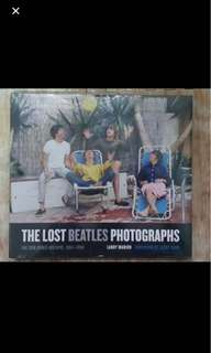THE BEATLES - The Lost Beatles Photographs