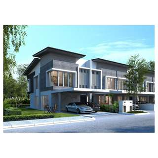 FREEHOLD Superlink Double Story Landed House - PUCHONG