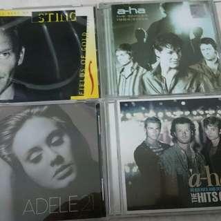 Pop Compilations