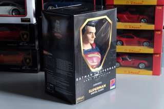 Superman Digital Clock