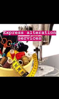 Express Alteration Services