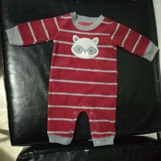 Carter's Racoon Bodysuit