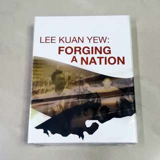 New DVD - Lee Kuan Yew: Forging A Nation