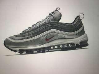 Nike 97s