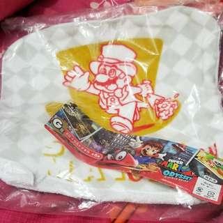 日本mario一番賞G賞毛巾