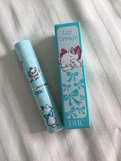 DHC Marie Disney lip cream Marie貓潤唇膏