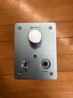 耳機放大器Headphone Amplifier