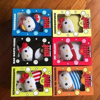 Hello Kitty Full Set